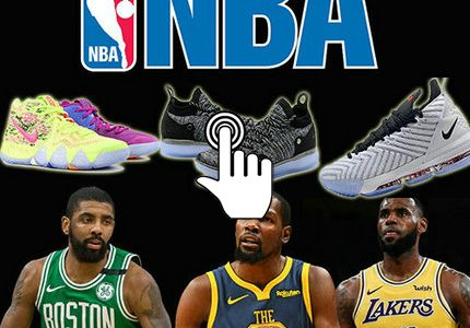 NBA Basketball Sneakers