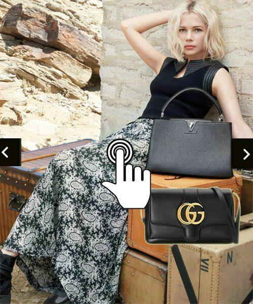 LV Gucci Brand bags