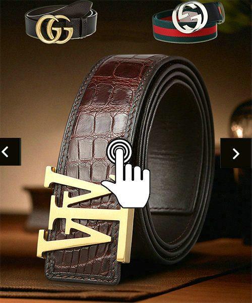 LV Gucci Belt