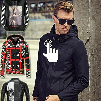 Brand LV & Fendi & Gucci Clothes