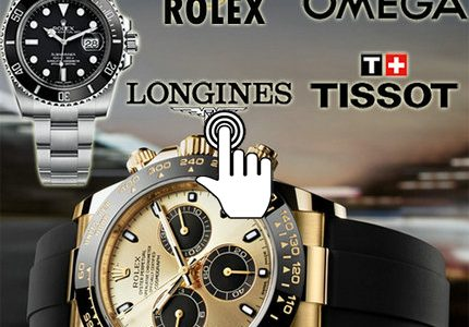 Brand Watches - Rolex & Omega